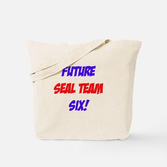 Future Seal Team Six! Tote Bag