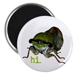 "Cicada hi. 2.25"" Magnet (10 pack)"