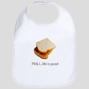 PB & J Bib
