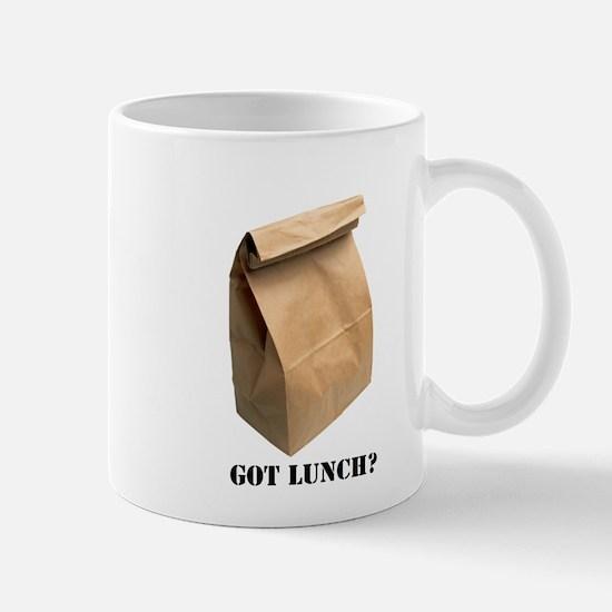 Got Lunch Mug