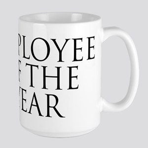 Employee Of The Year Large Mug