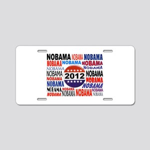 NOISES Aluminum License Plate