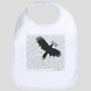 The Raven Bib