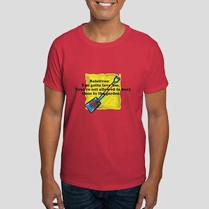 Loving Relatives Dark T-Shirt