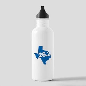 Texas Marathoner Stainless Water Bottle 1.0L