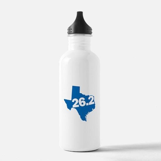 Texas Marathoner Water Bottle