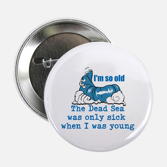 """Dead Sea 2.25"""" Button"""
