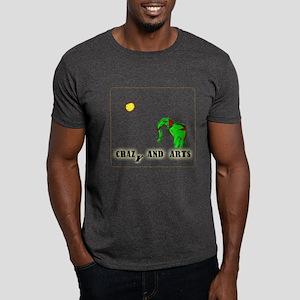 elephant and sun_Dark T-Shirt