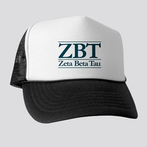 Zeta Beta Tau Fraternity Trucker Hat
