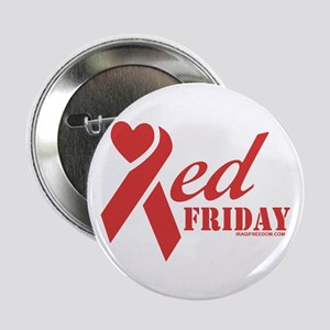 "Red Friday 2.25"" Button"