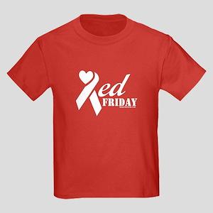 Red Friday Kids Dark T-Shirt