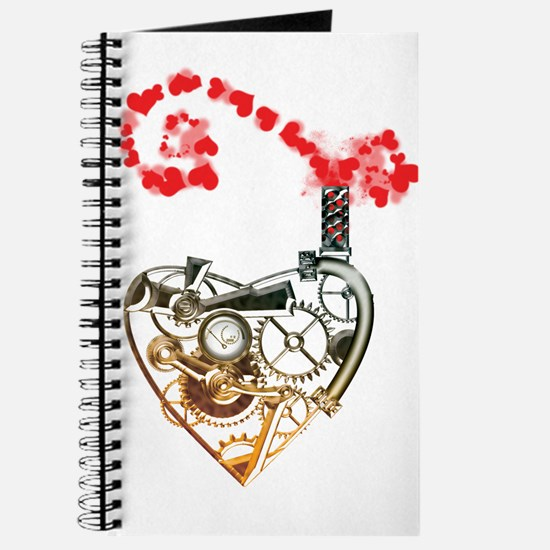 Industrial heart (bronze) Journal