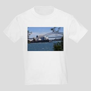 Opera House and Bridge T-Shirt
