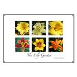 The Lily Garden Banner