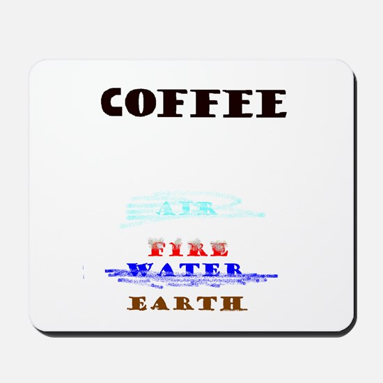 Coffee Science Mousepad