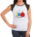 Test Tubes Women's Cap Sleeve T-Shirt