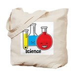 Test Tubes Tote Bag