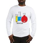 Test Tubes Long Sleeve T-Shirt