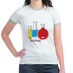 Test Tubes Jr. Ringer T-Shirt
