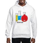 Test Tubes Hooded Sweatshirt