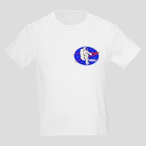 Astronaut Kids Light T-Shirt