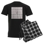 I am NOT a Corporate Clone. Men's Dark Pajamas