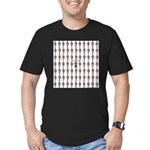 I am NOT a Corporate Clone. Men's Fitted T-Shirt (