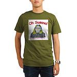 Oh Susana! Organic Men's T-Shirt (dark)