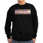 Cubicle Sweet Cubicle sign Sweatshirt (dark)