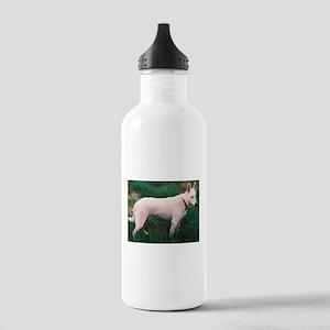 White Shepherd Stainless Water Bottle 1.0L