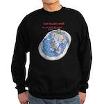 Hot Flash Tub of Ice Sweatshirt (dark)