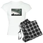 Hurricane Charley 2004 Women's Light Pajamas