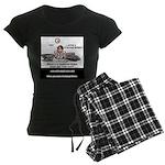 Technical Writer Women's Dark Pajamas