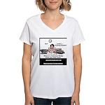 Technical Writer Women's V-Neck T-Shirt