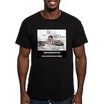 Technical Writer Men's Fitted T-Shirt (dark)