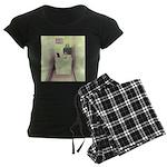 Oh Cubicle Sweet Cubicle Women's Dark Pajamas