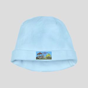 Bulldoze the Smoker's Gazebo baby hat