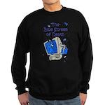 The Blue Screen of Death Sweatshirt (dark)