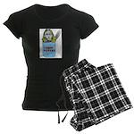 Canned! Women's Dark Pajamas