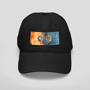 Kokopelli Fire & Ice (New) Black Cap