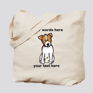 Jack Russell - Custom Tote Bag