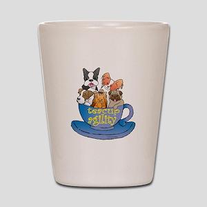 Teacup Agility Shot Glass