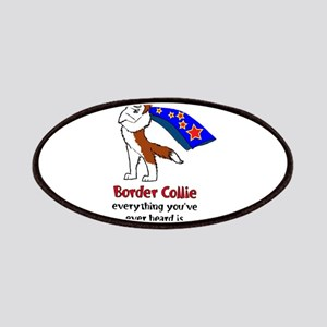 Super Border Collie - everyth Patches