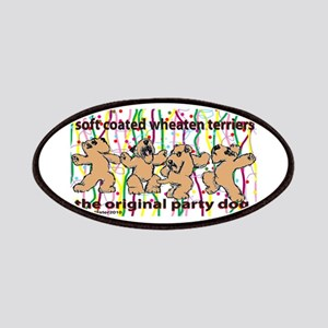 Party Wheaten Patches