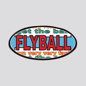 All About FLYBALL Patches