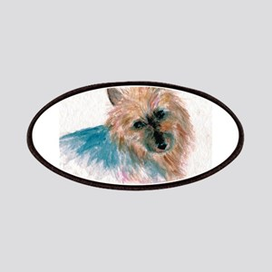 Australian Terrier face Patches