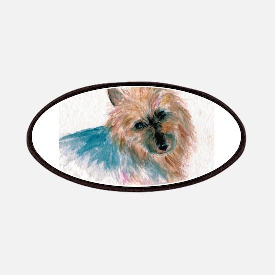 Australian Terrier face Patches