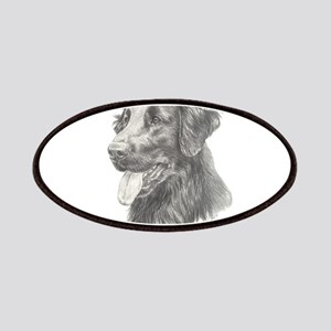 Flat Coated Retriever Patches