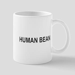 human bean Mug