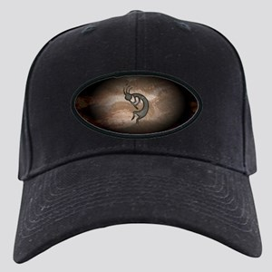 Kokopelli Stone Black Cap